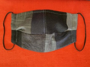 スーツ生地で作るオリジナル立体マスク